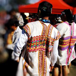 布農族服飾