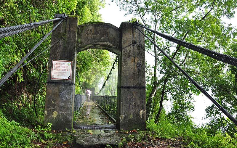 Batongguan Ancient Trail