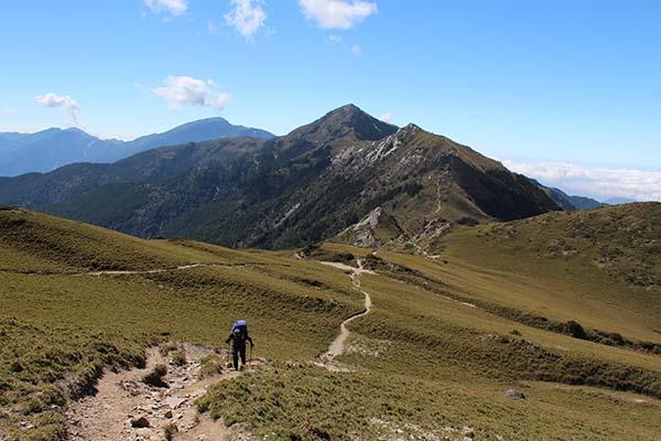 高級登山步道