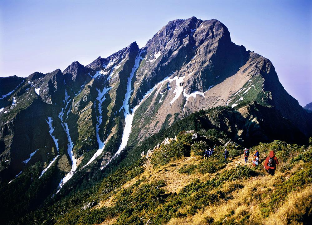 玉山国家公園の名前は険しく秀麗な山にちなんで付けられました