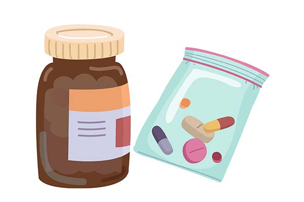 医薬品での予防