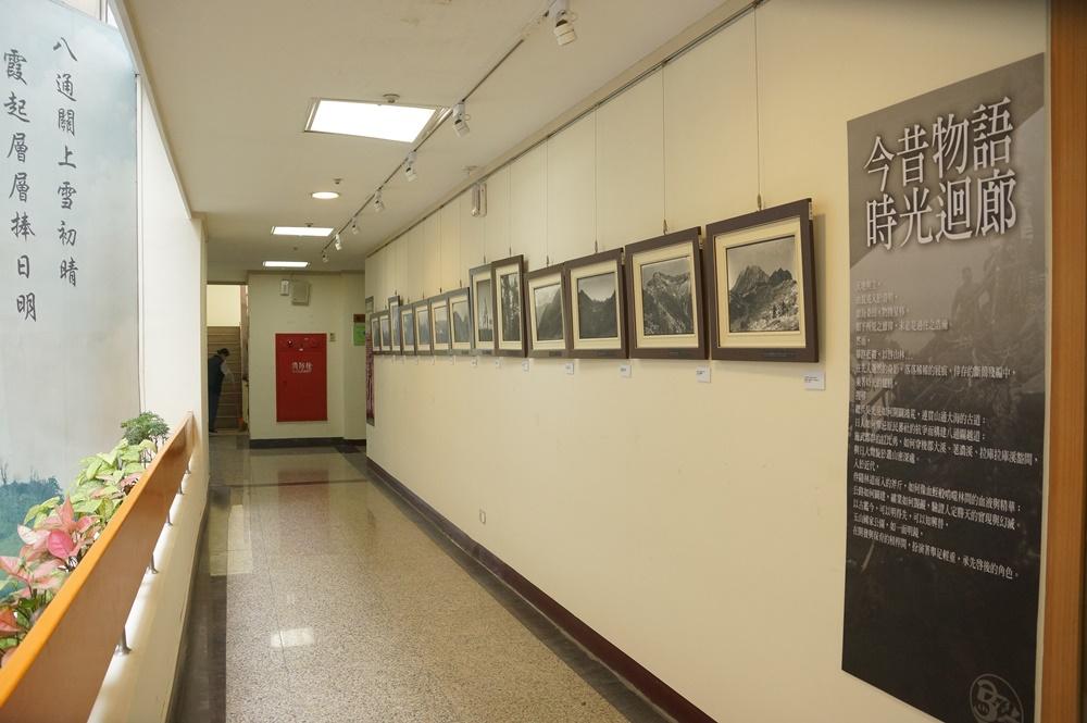 今昔物語時光迴廊展區