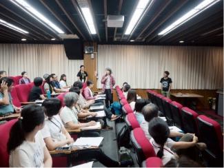 公民科學家教育訓練