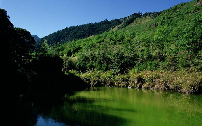 Tianchi Recreation Area