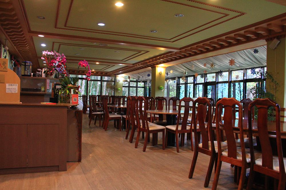 2nd floor restaurant